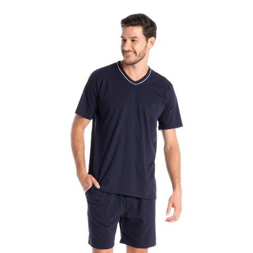 Pijama-Masculino-Curto-Com-Bolso-Felipe-Daniela-Tombini