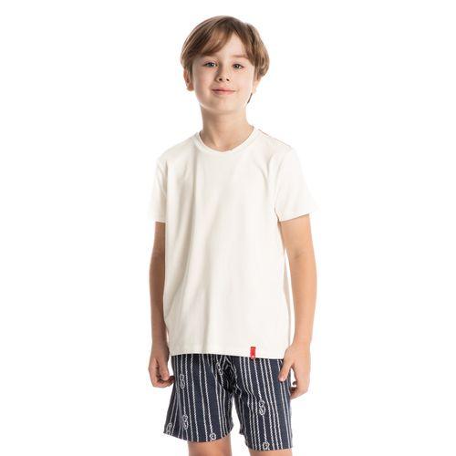 Pijama-Infantil-Masculino-Curto-Estampado-Cordas-Daniela-Tombini