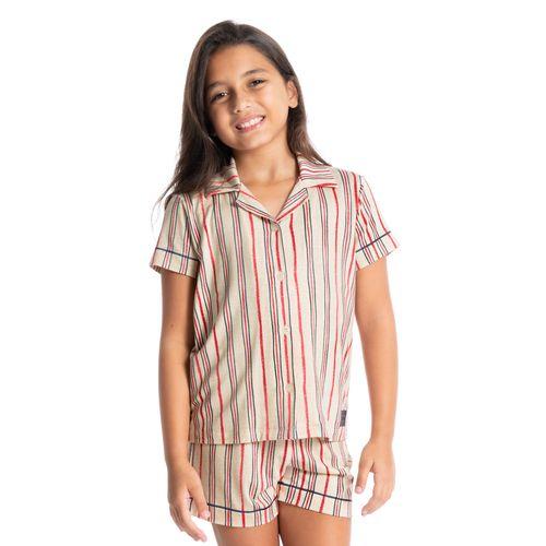 Pijama-Infantil-Curto-Abotoado-Stripes-Daniela-Tombini