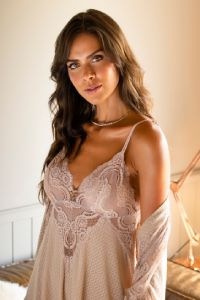 Robe de cetim para noiva Daniela Tombini