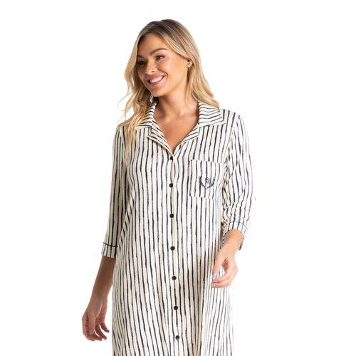 Camisao-Abotoado-Curto-Listrado-Diane-Daniela-Tombini