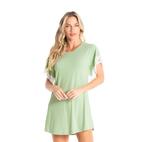 Camisao-Curto-Com-Renda-Green-Daniela-Tombini
