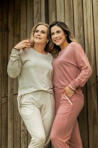 homewear feminino plus size