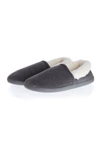 pantufa slipper masculino cinza