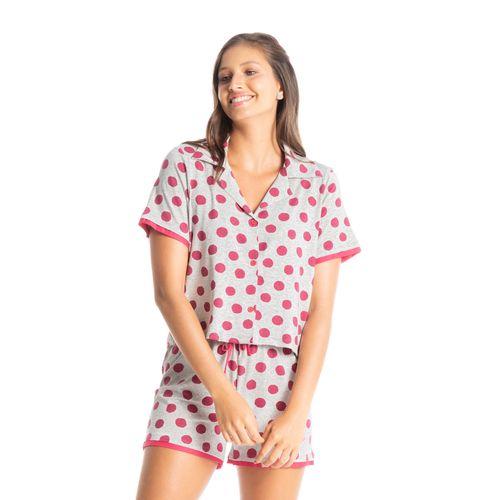Pijama-Feminino-Cropped-Abotoado-Funny-Cat-Daniela-Tombini
