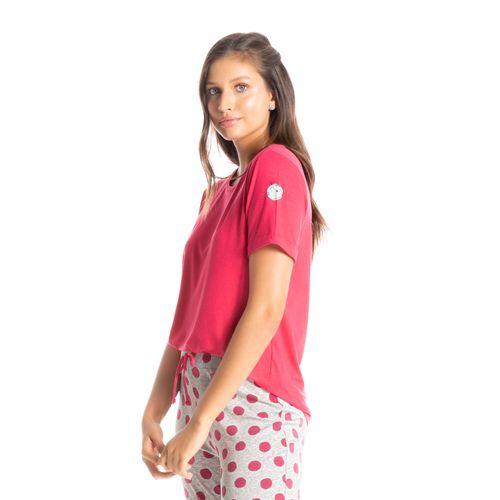 Pijama-Feminino-Cropped-Poa-Funny-Cat-Daniela-Tombini